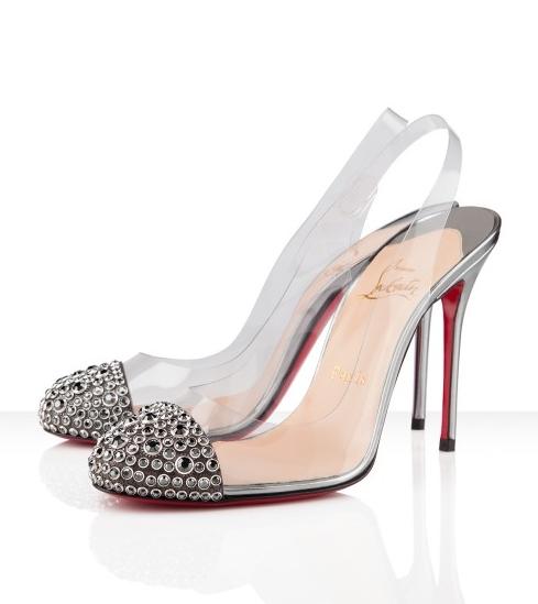 - zapato-louboutin-pvc
